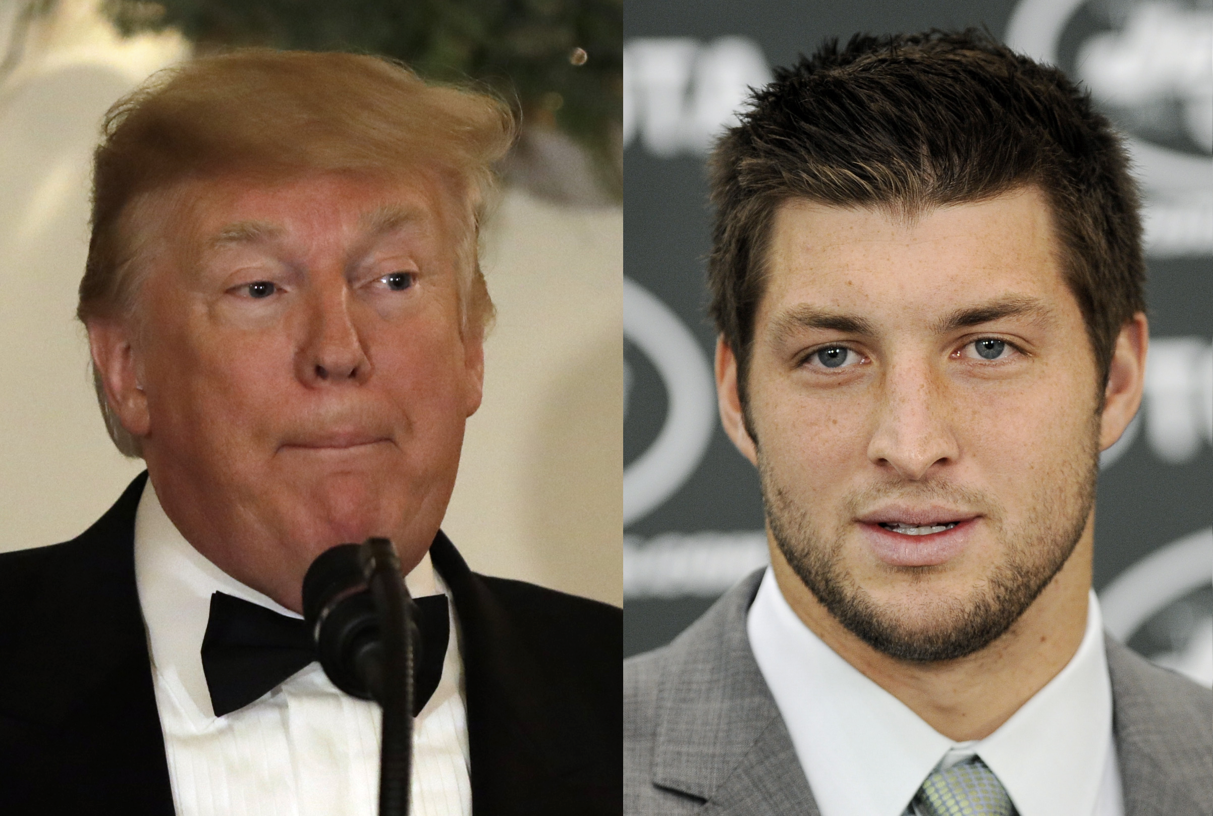 Trump Must Give Up Signed Tim Tebow Helmet in Crooked Charity Settlement -  VICE Sports 86c911bd0