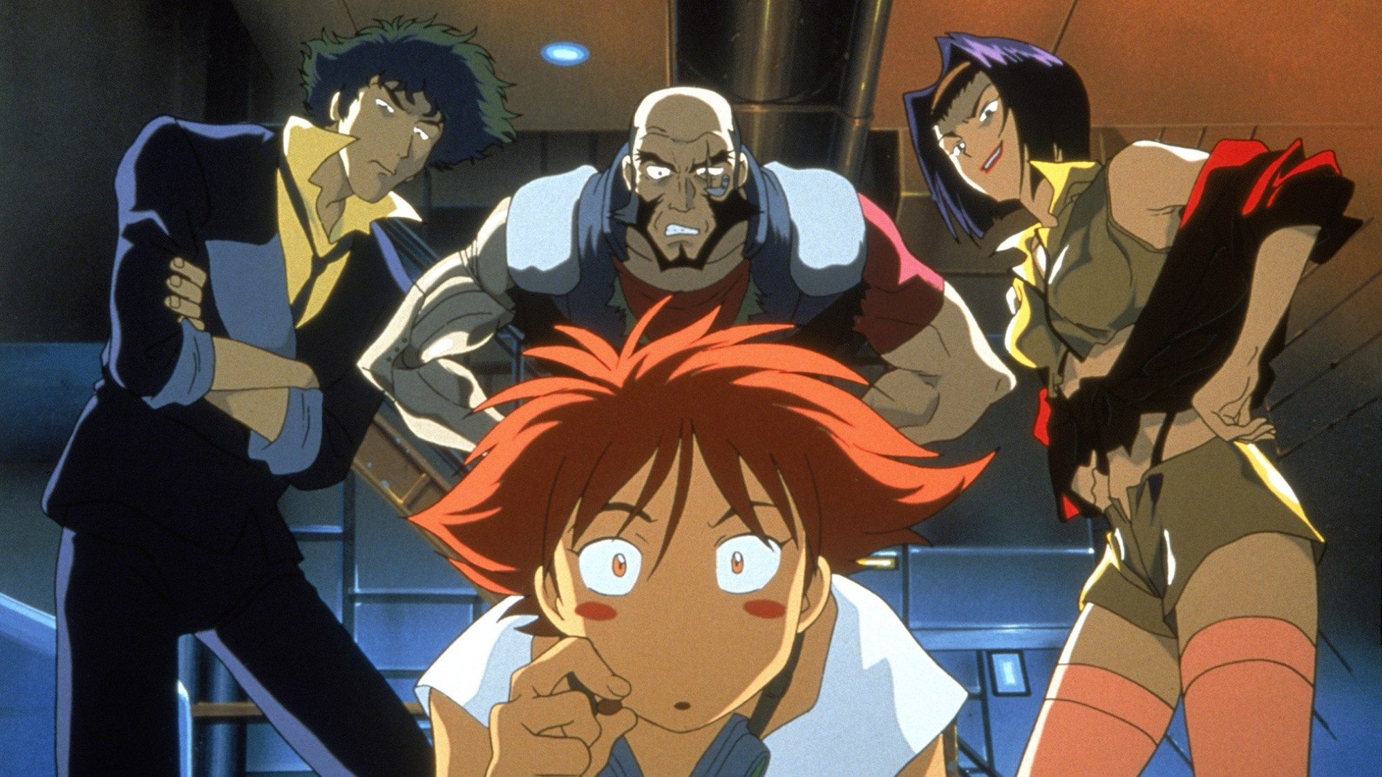 What'Cowboy Bebop' can teach us about friendship and loneliness - i-D