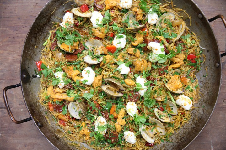 Fideos Is the Love Child of Paella and Noodles That Is Endlessly Riffable