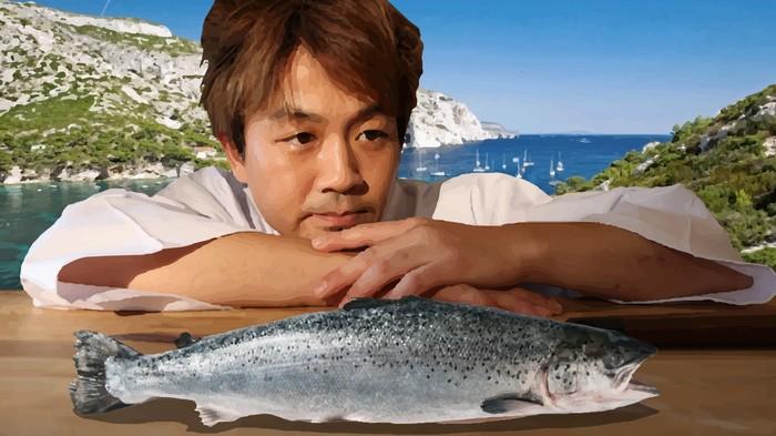 Le chef japonais qui redonne ses arêtes de noblesse au Vieux-Port