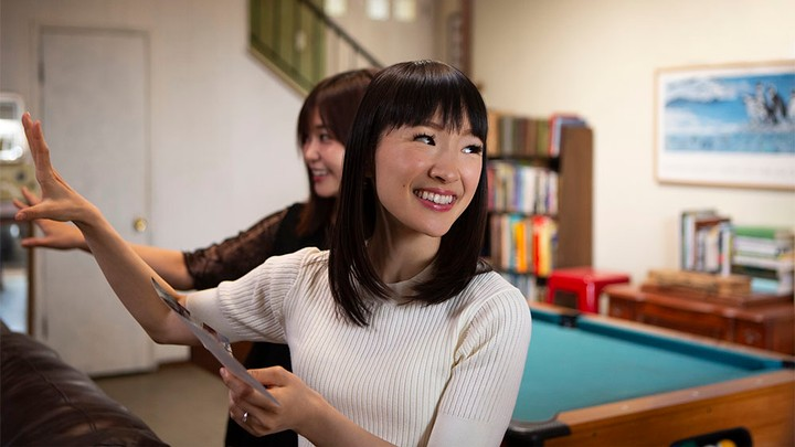 help! i'm obsessed with 'tidying up with marie kondo'