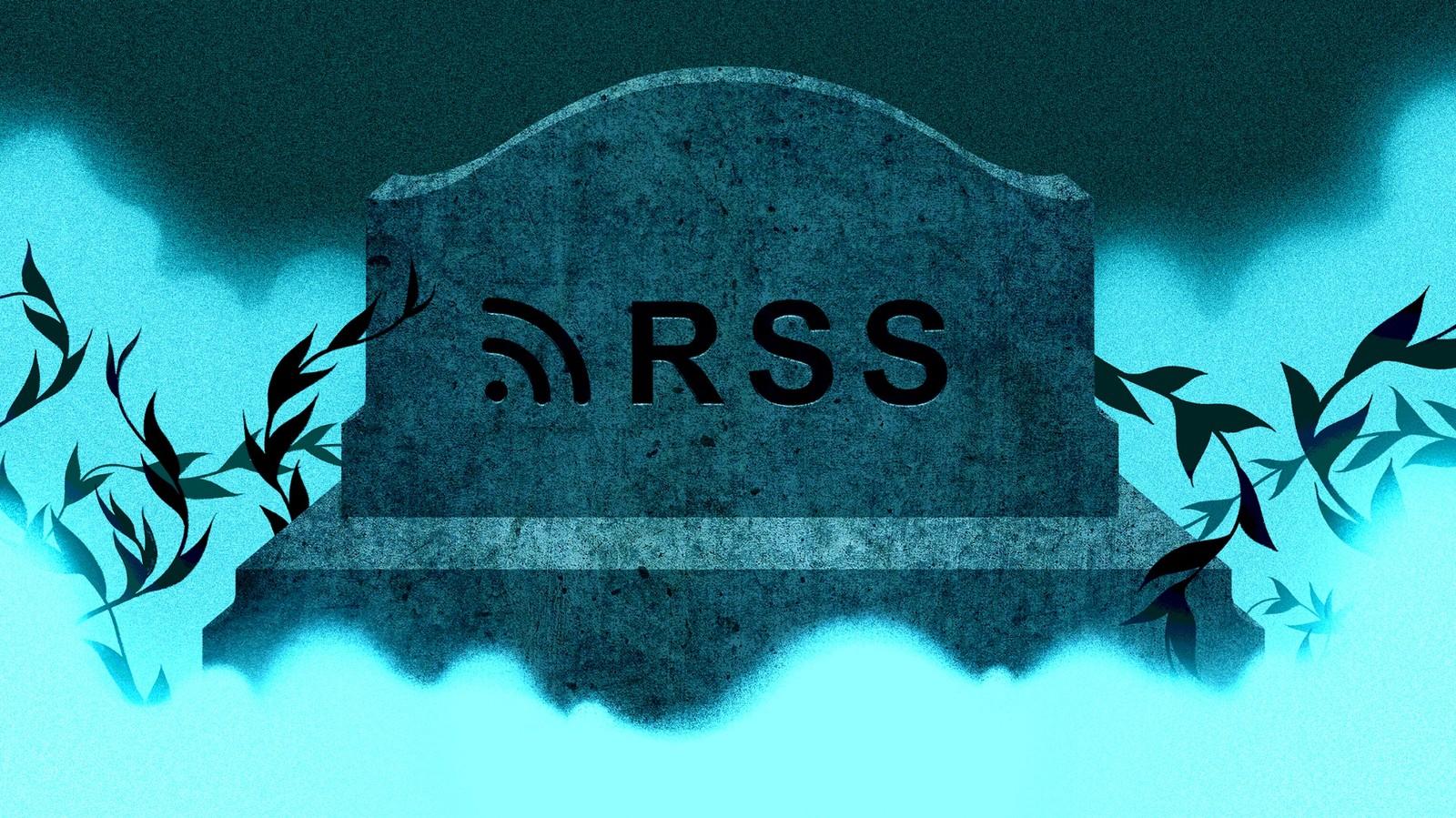 Gloire et déclin du RSS