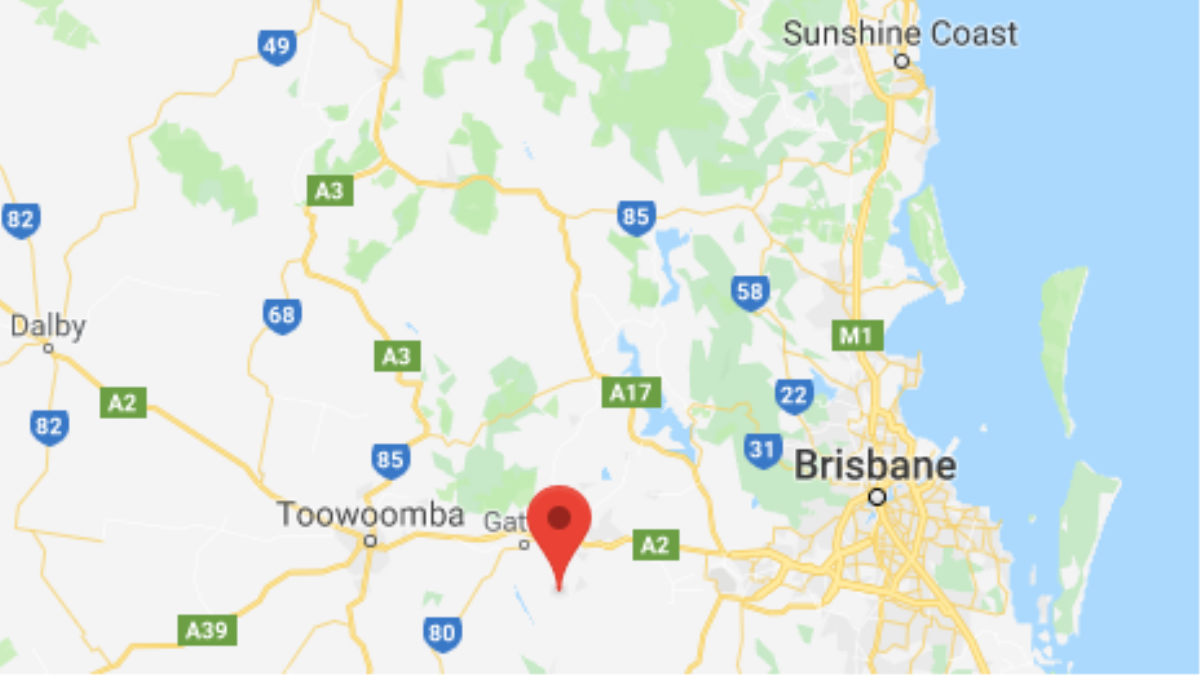 Google Map Of Australia.Qld Police Couldn T Find A Man S Body Because Of Google Maps Vice