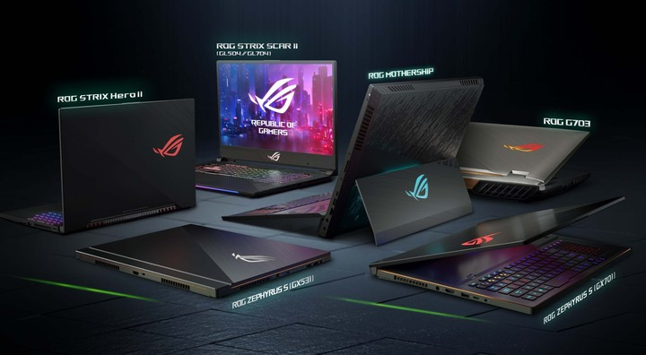I Love the Ugly Gamer Laptops of CES