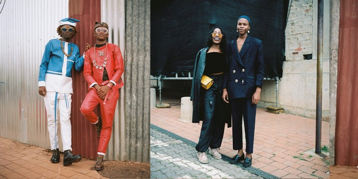 the best looks from afropunk johannesburg, straight up