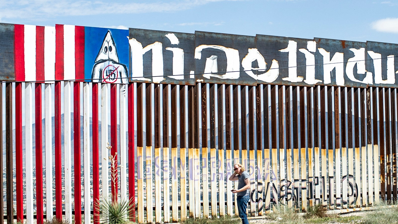 What Life Is Like in the Town Where Trump Is Actually Building His Wall