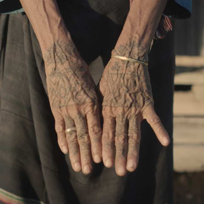 How Tattoos Saved These Indonesian Women From Sexual Slavery In