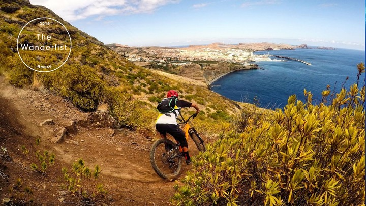 Ride the Stunning Mountain Bike Trails of Madeira | The Wanderlist 2019