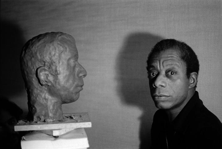 a new exhibit celebrates the life of james baldwin