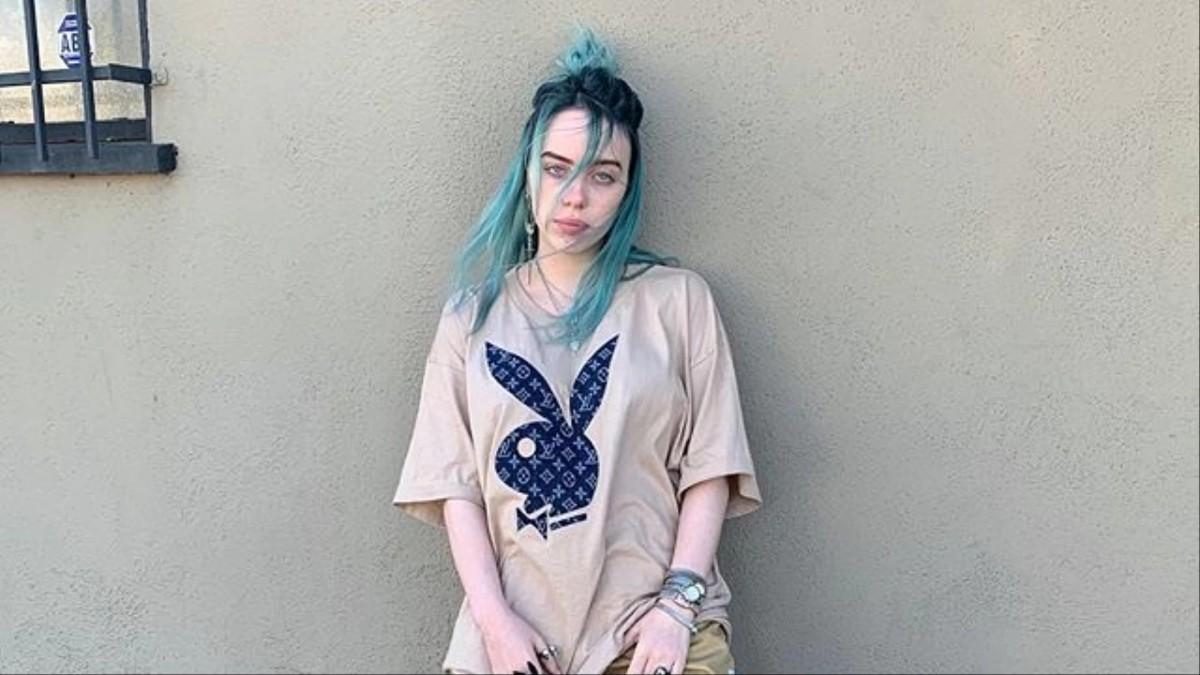 Billie Eilish Körper