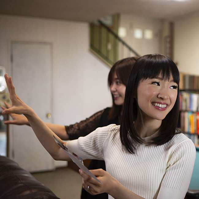 I Thought I Was Lazy Invisible Day To >> Tidying Up With Marie Kondo Is Inadvertently About Women S Invisible