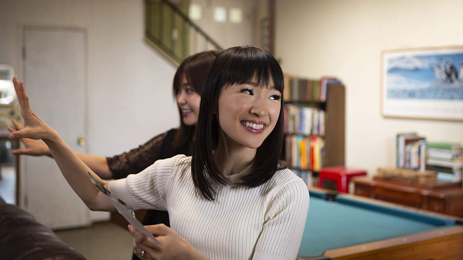 'Tidying Up with Marie Kondo' Is Inadvertently About Women's Invisible Labor