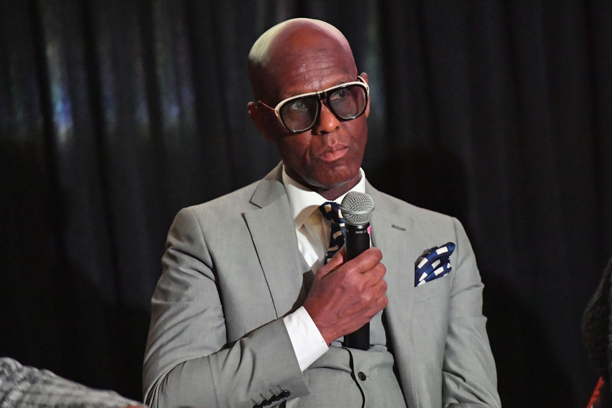195b169b61879 Dapper Dan Once Made a Name Knocking Off Gucci. Now They re Paying to Tell  His Story