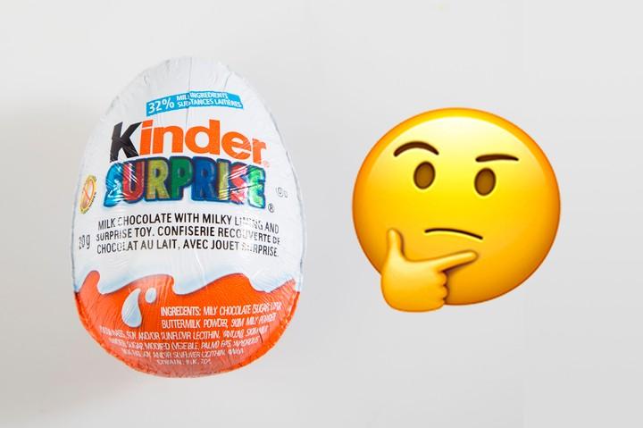 'Racist' Kinder Egg Surprise Sparks Outrage