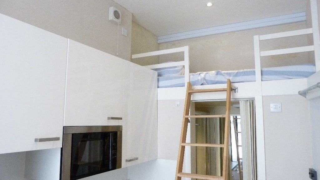 London Rental Opportunity of the Week: A Kitchen with Bunk Bed in Cricklewood! - VICE