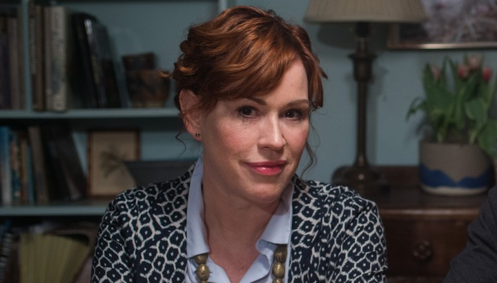Molly Ringwald on How DIY Nail Art Helps Her Empty Out Her Brain
