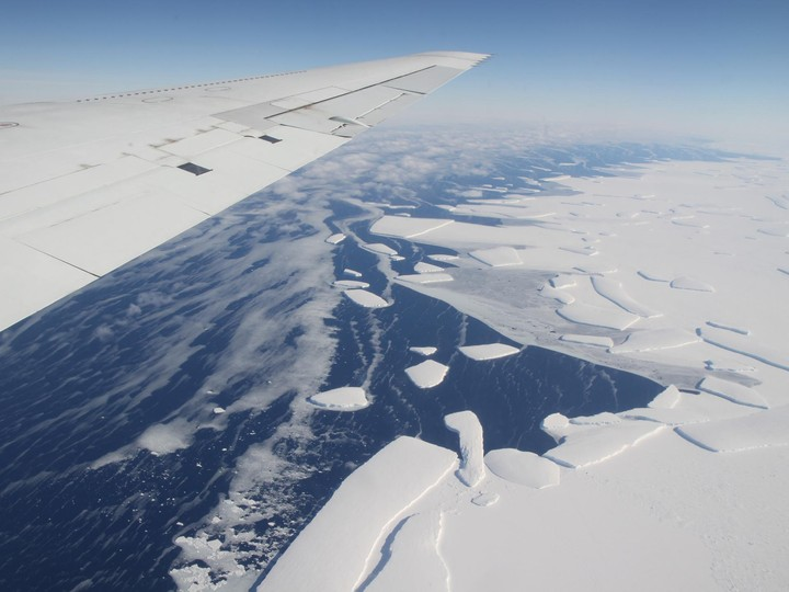 Antarctica Is Losing Six Times As Much Ice Mass As It Was 40 Years Ago
