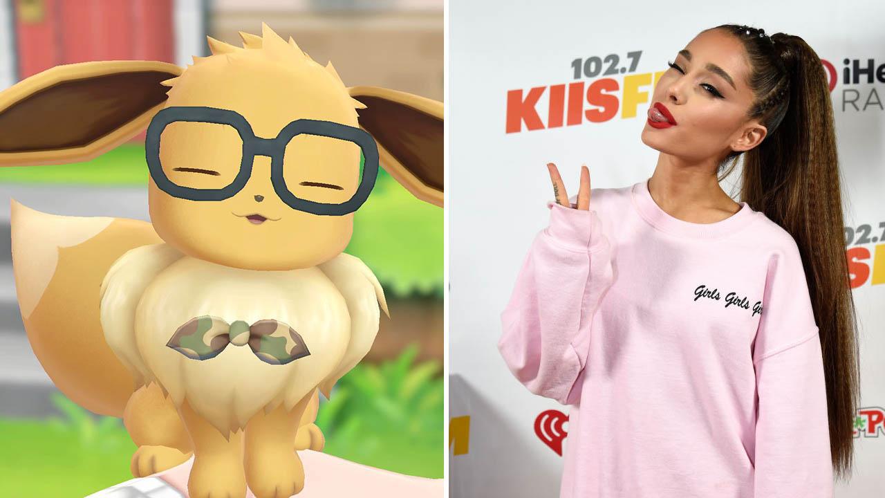 65ea63561 Google News - Ariana Grande gets Pokemon themed tattoo - Overview
