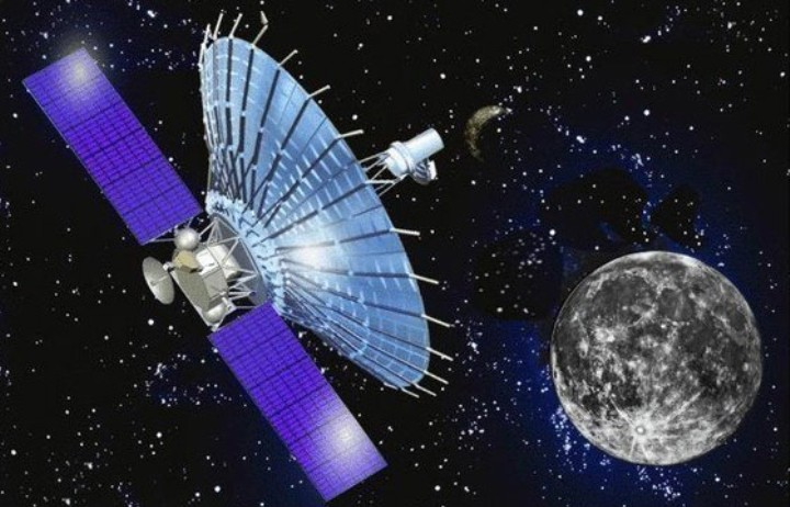 Russia Has Lost Control of Its Only Space Telescope