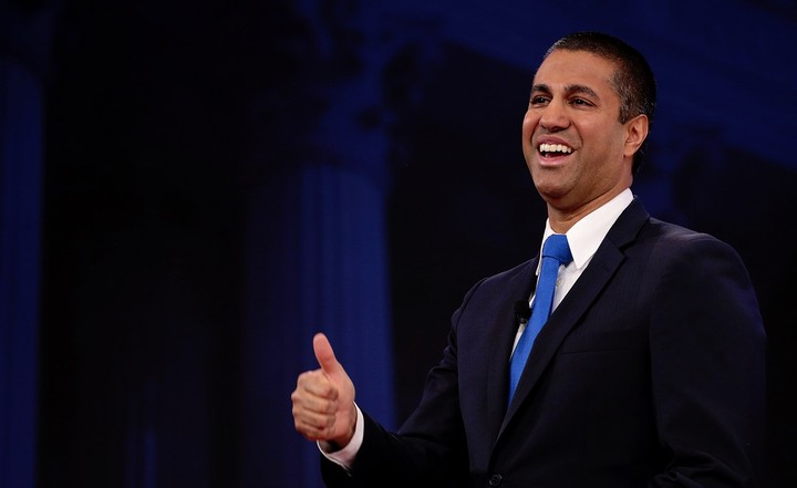 Ajit Pai Refuses to Brief Congress About Why Bounty Hunters Can Buy Cell Phone Location Data