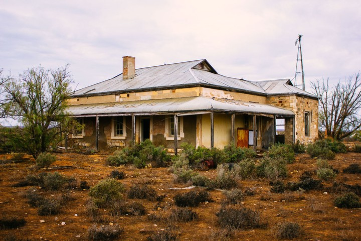 Exploring the Ghost Towns of Outback South Australia