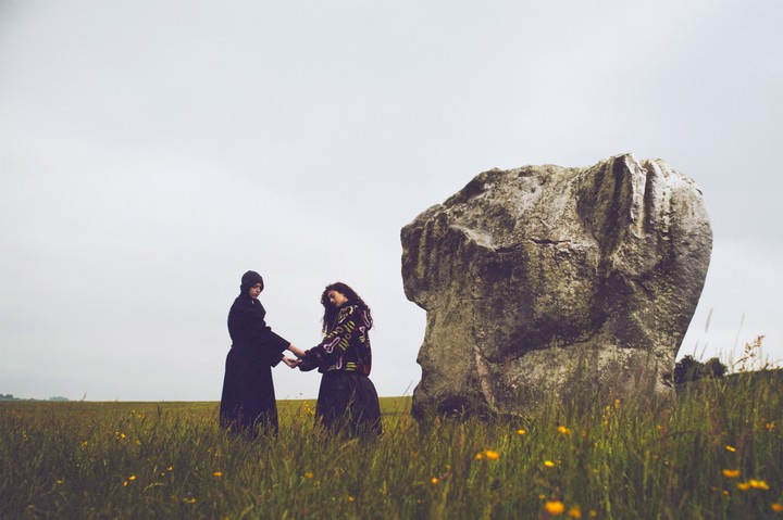 aries, jeremy deller and david sims collaborate and make archaeology sexy again
