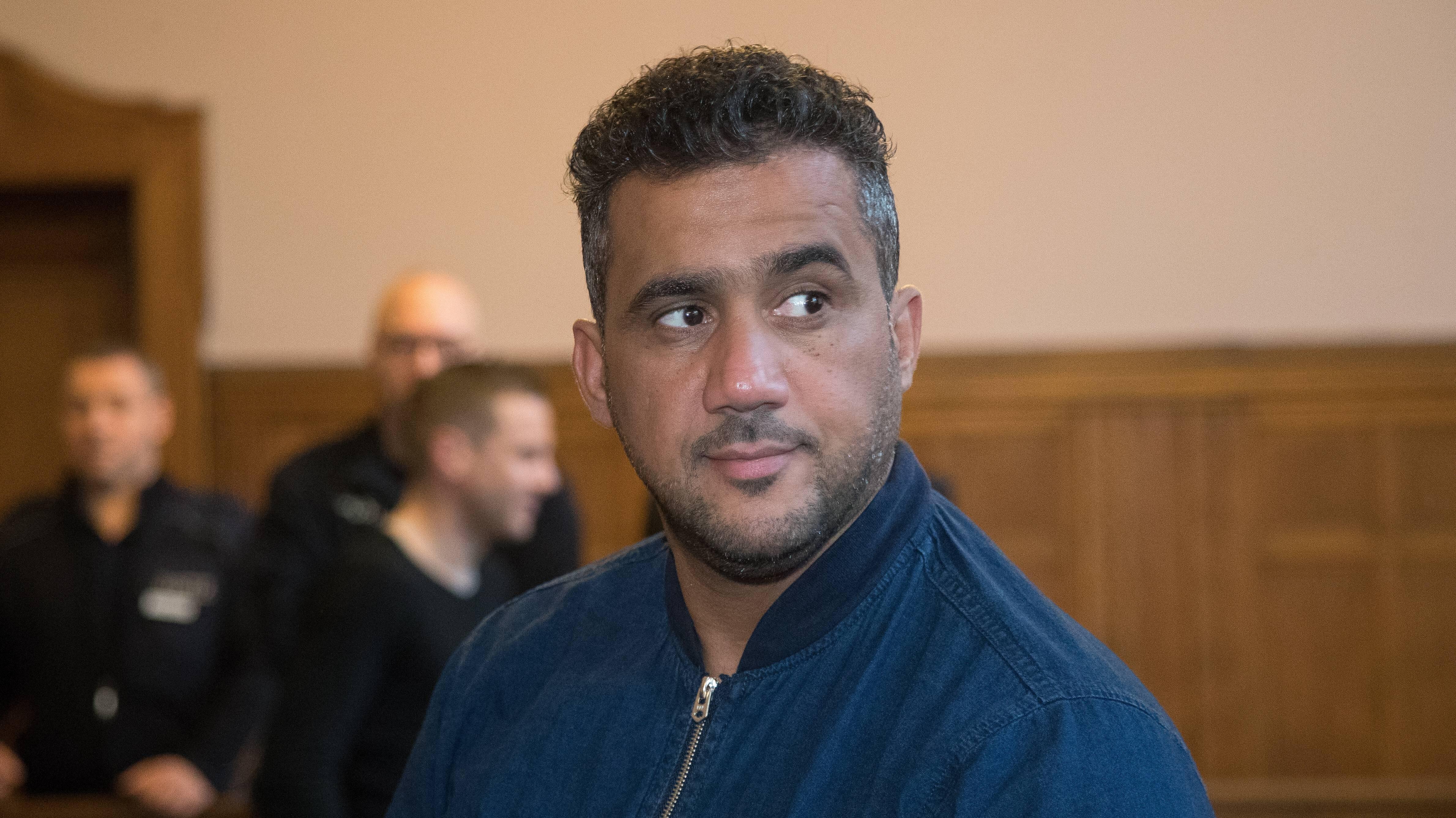 Arafat Abou-Chaker wurde im Gerichtssaal verhaftet