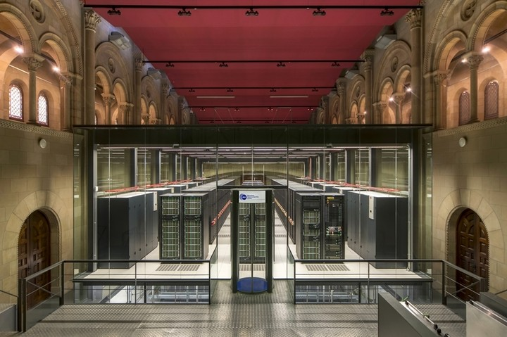 The 'World's Most Beautiful Data Center' is a Supercomputer Housed in a Church