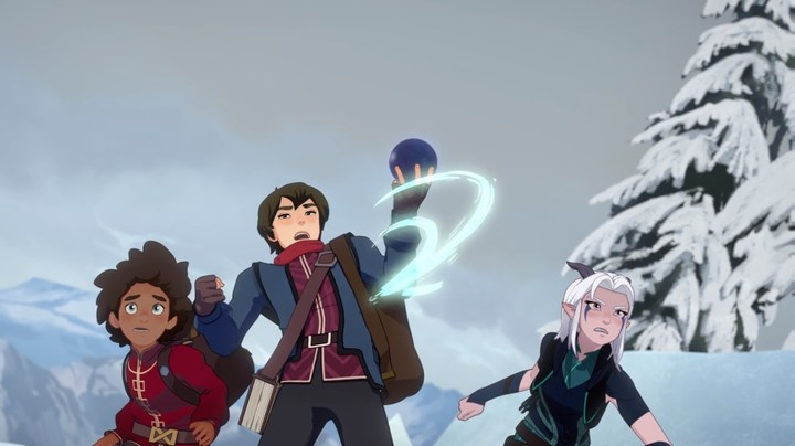 Get Hyped for the Upcoming 'Dragon Prince' Game