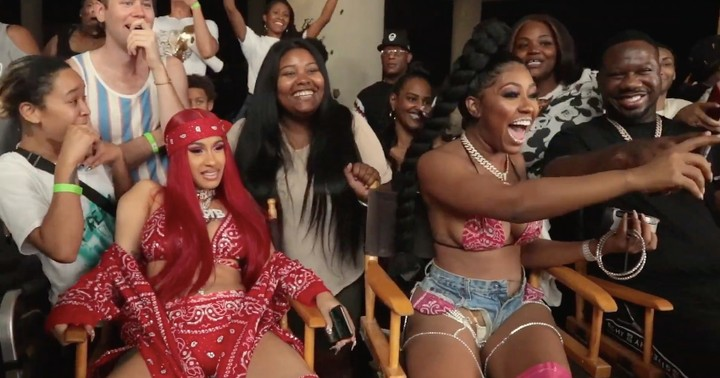 City Girls and Cardi B's New Video Is the Epitome of a Twerk Fest - VICE