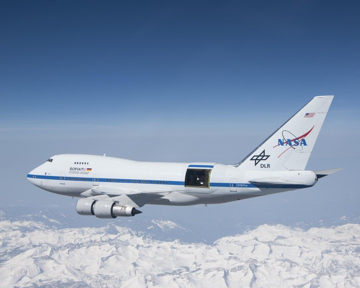 The Government Shutdown Has Grounded NASA's Only Flying Telescope