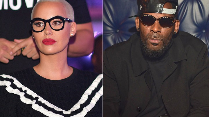 Amber Rose Speaks Out About R. Kelly and the 'Cycle of Abuse'