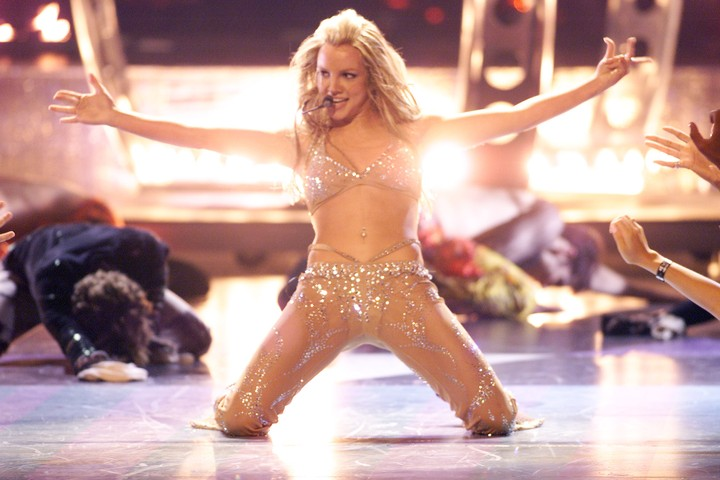 "Britney Spears' ""E-Mail My Heart"" Predicted the Future"