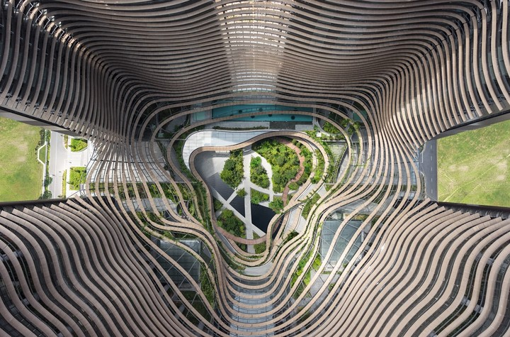Singapore's Green City Within a City