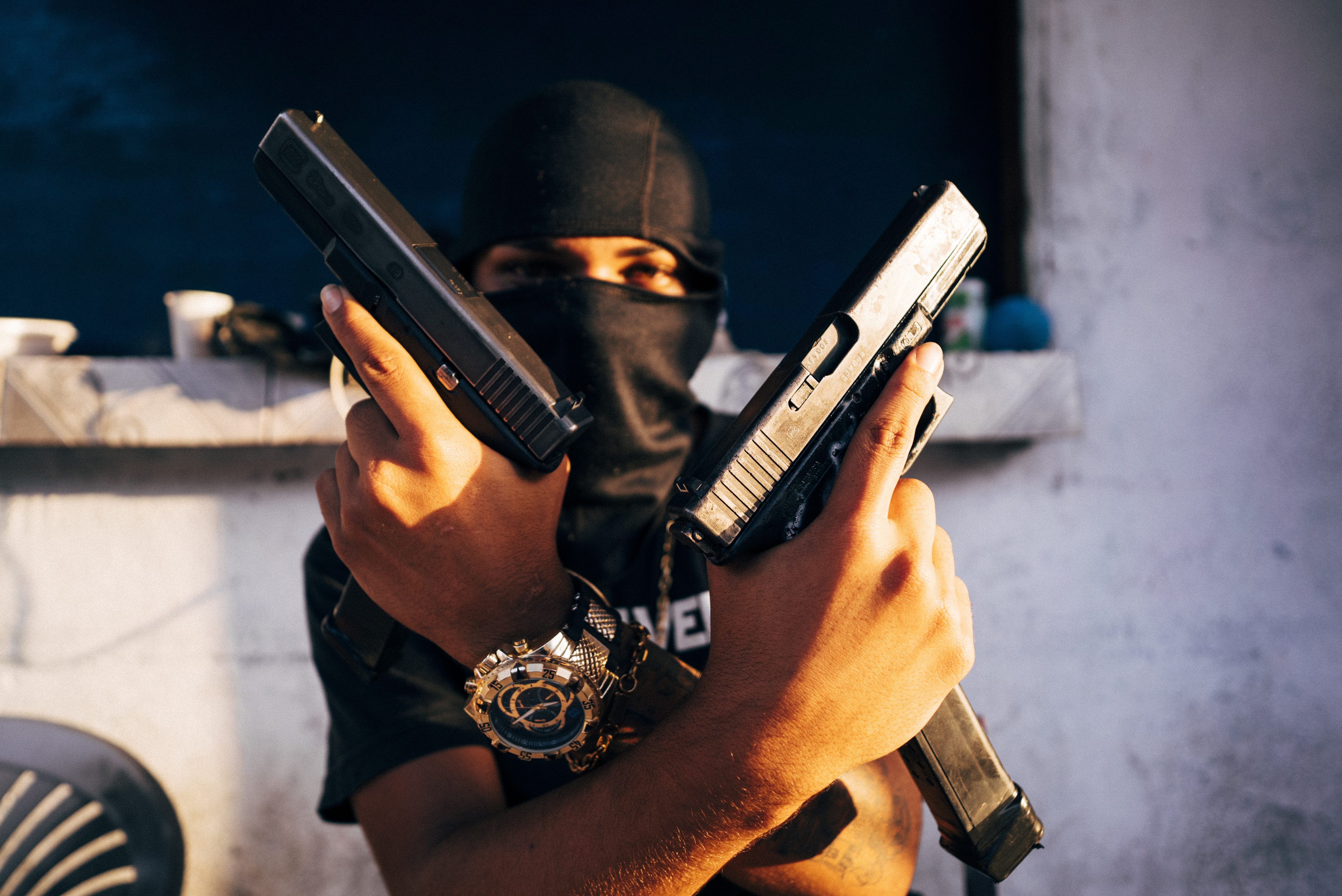 Brazil's drug gangs are prepared to go to war with Bolsonaro