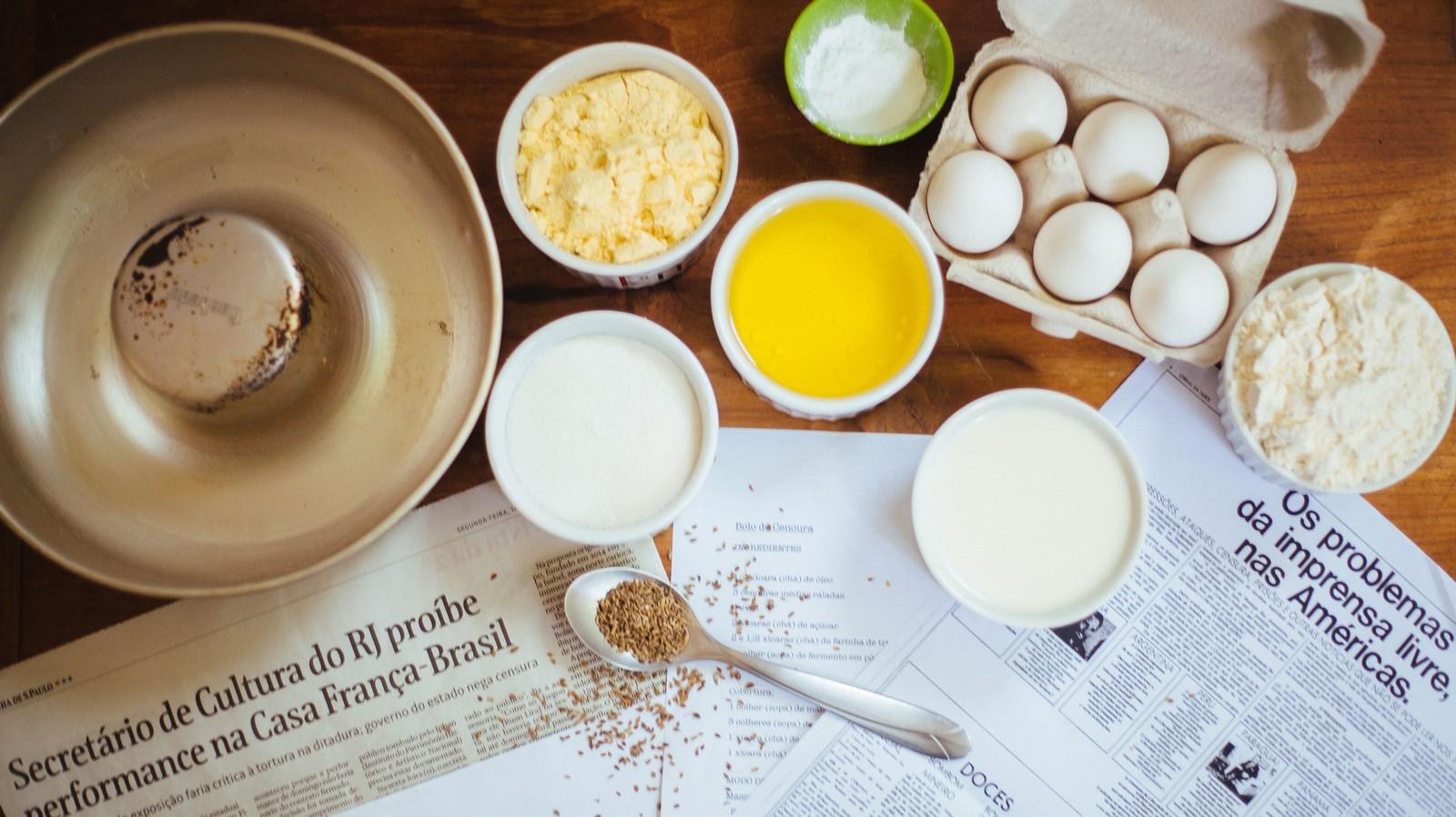 Wie Kuchenrezepte in Brasilien Teil des Widerstands wurden