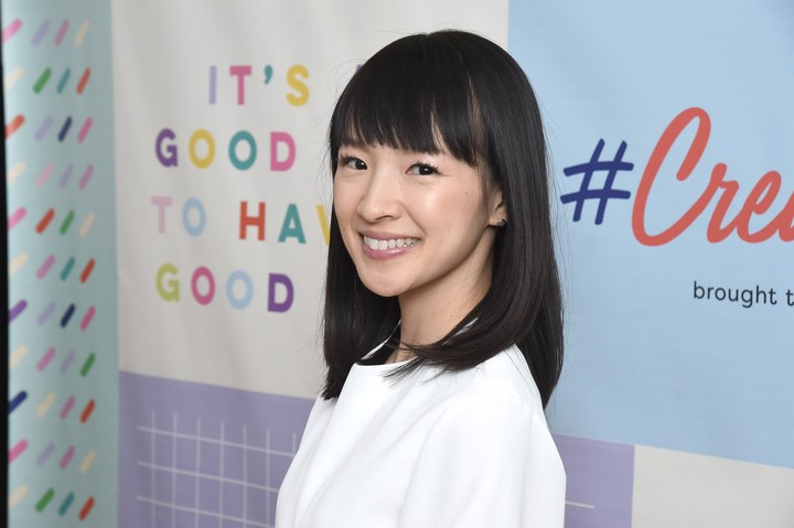 can you marie kondo when you're poor?