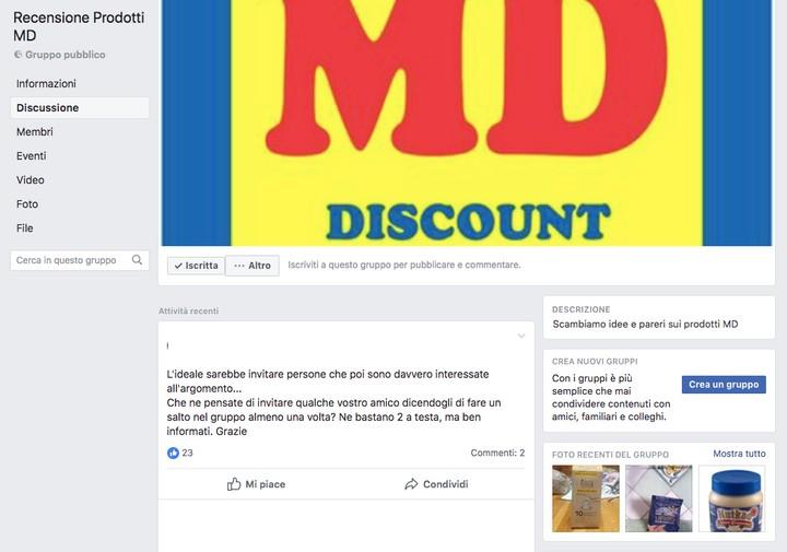 Cosa ho imparato dopo 2 mesi sui gruppi di Facebook che recensiscono prodotti del discount