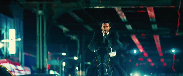 Keanu Reeves Goes Fully off the Rails in the First Trailer for 'John Wick 3'
