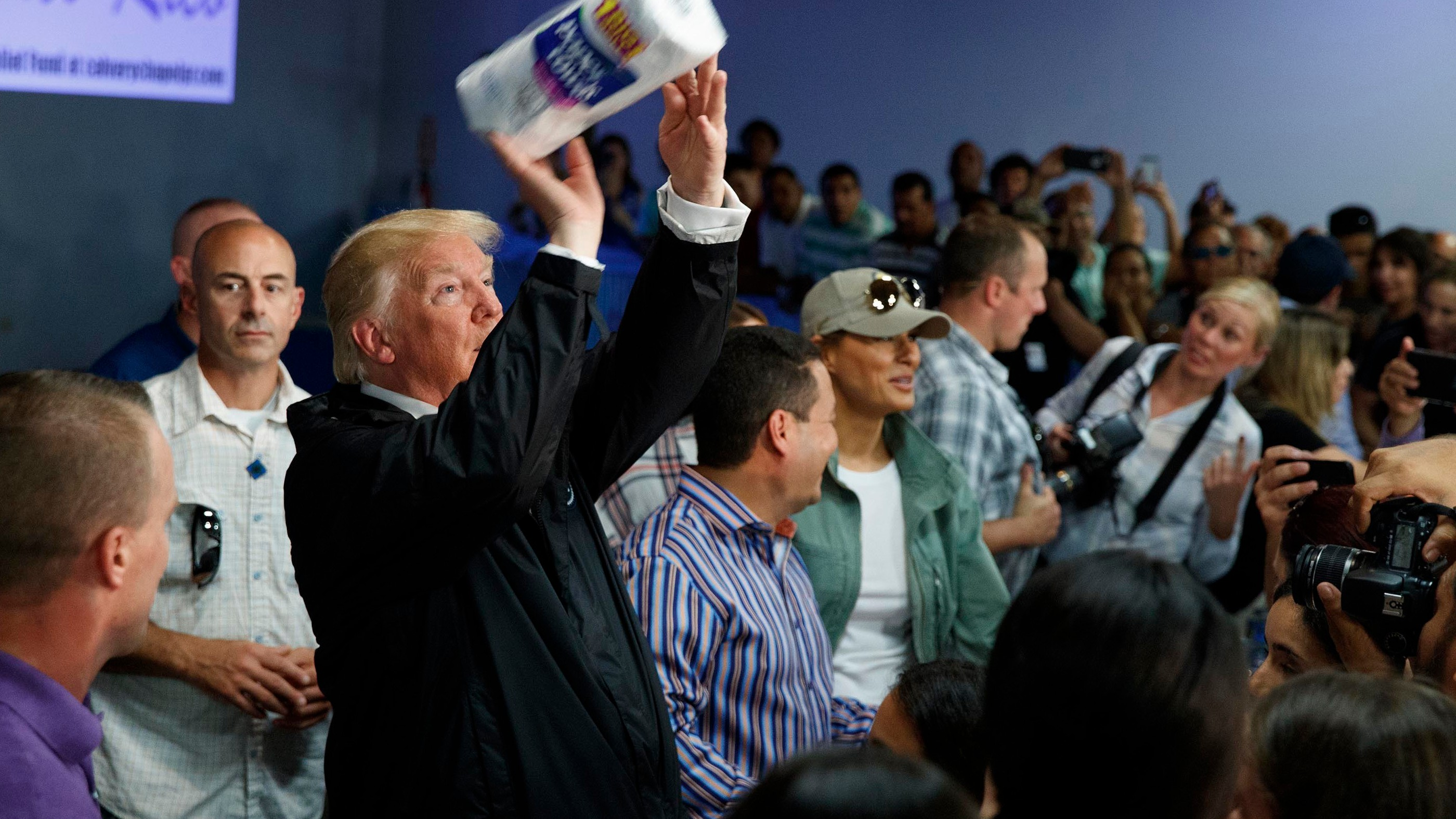 How Trump handled Puerto Rico after Hurricane Maria made a senior HUD official quit, report says