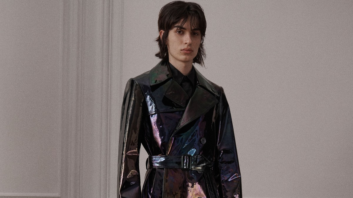 "fbd12d1cd417 Clare Waight Keller gave us ""perverse posh"" menswear at Givenchy"