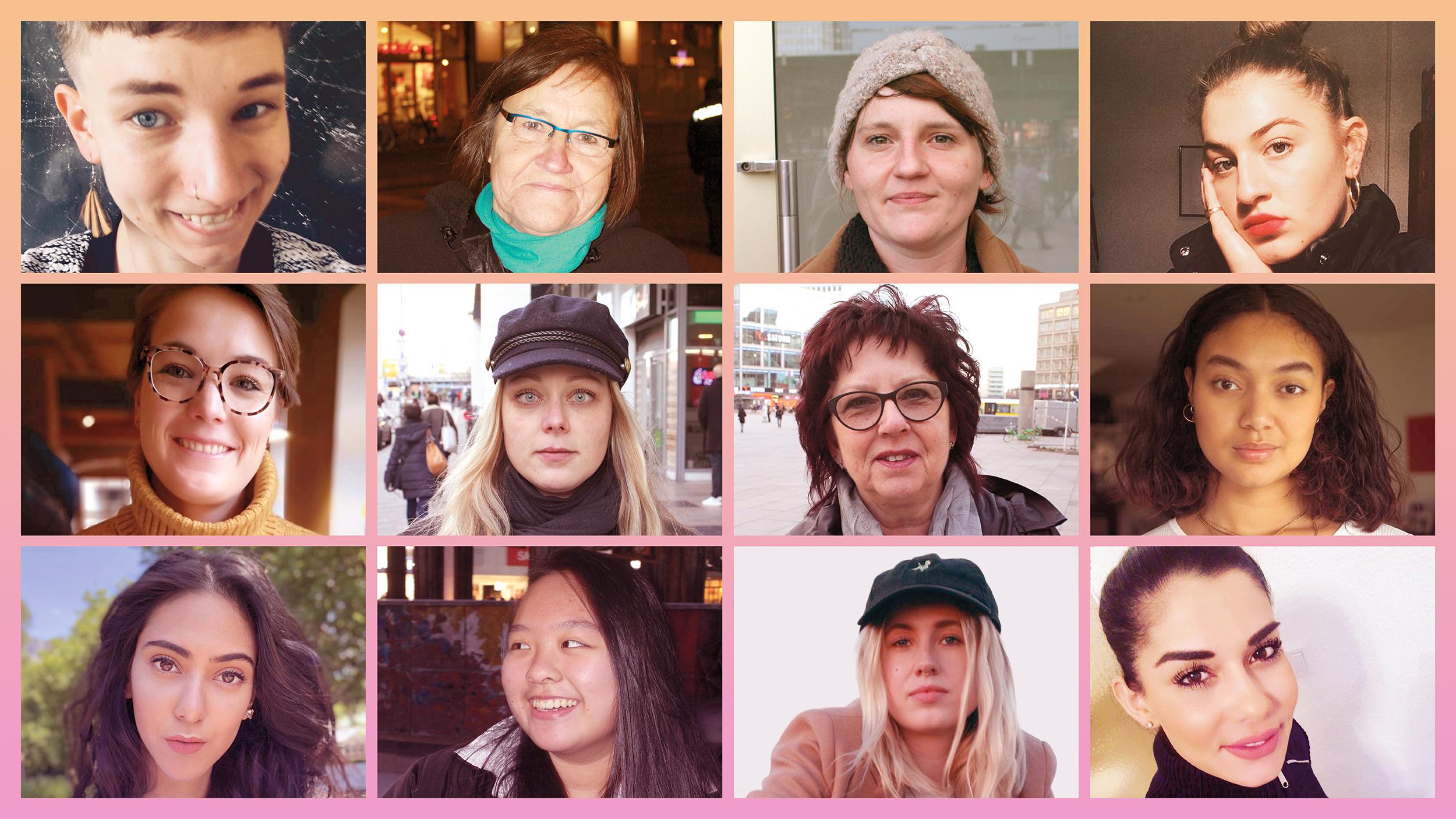 Wir haben 100 Frauen gefragt, was sie sich zum Jubiläum des Frauenwahlrechts wünschen