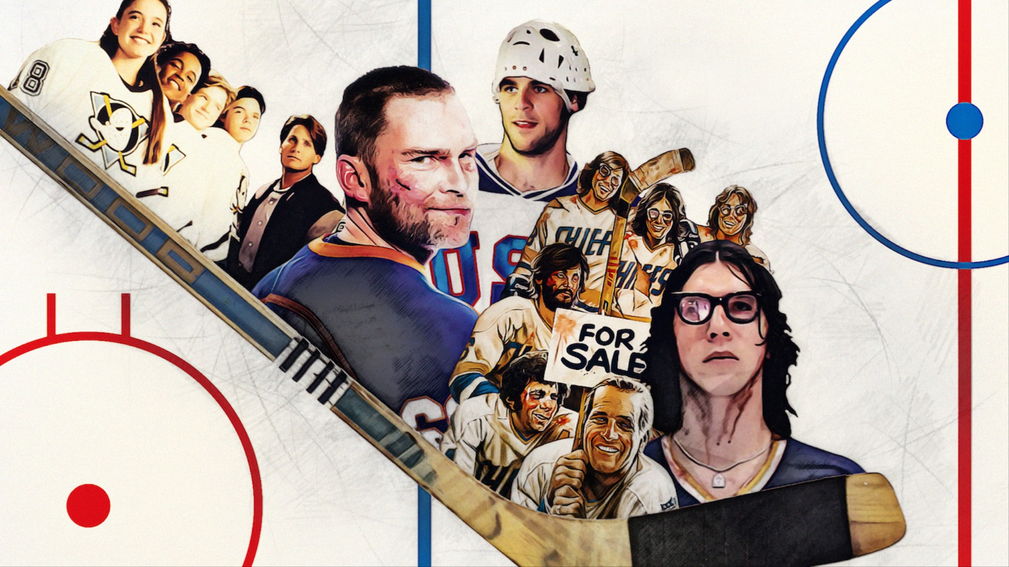 Ranking The Best Hockey Movies Of All Time