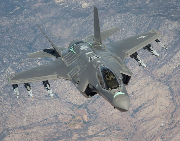 Now the F-35 Is Also an Anti-Nuke Weapon