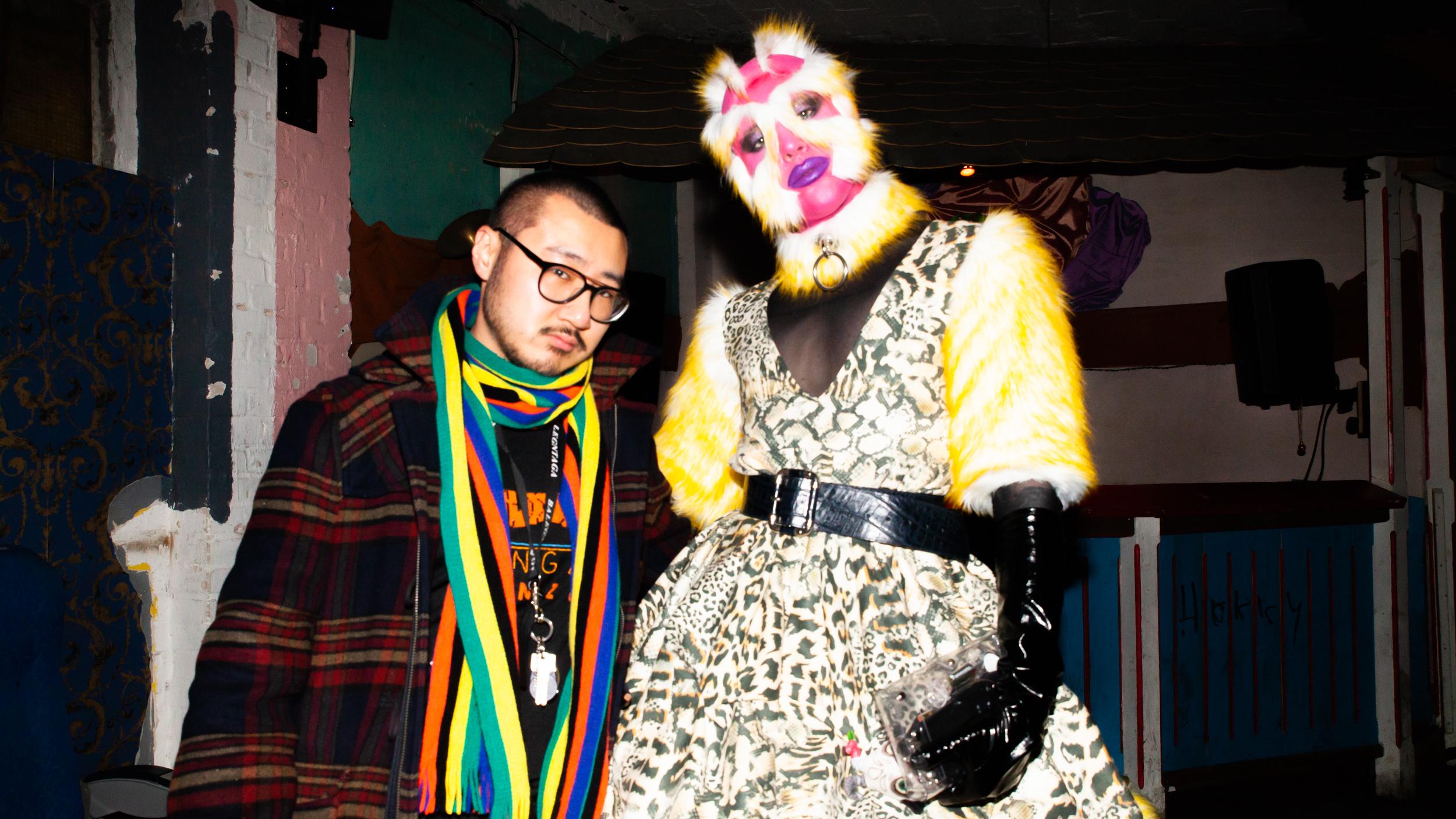 Ich habe mich als chinesischer Influencer verkleidet, um auf die Fashion Week zu kommen