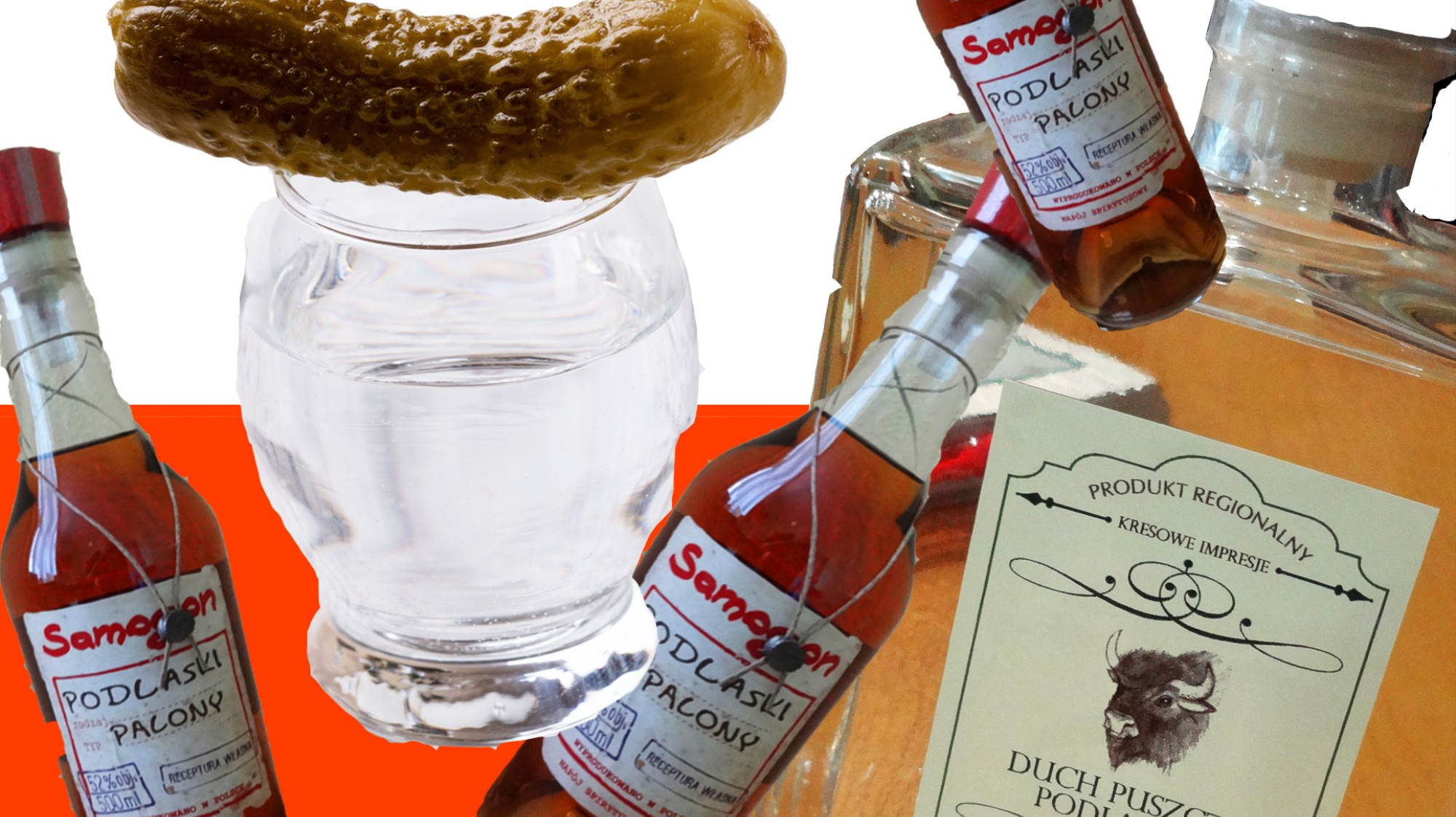 The Mythical Polish Moonshine That Apparently Leaves No