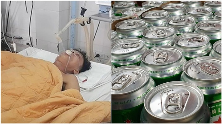 15 Cans of Beer Saved This Guy From Alcohol Poisoning