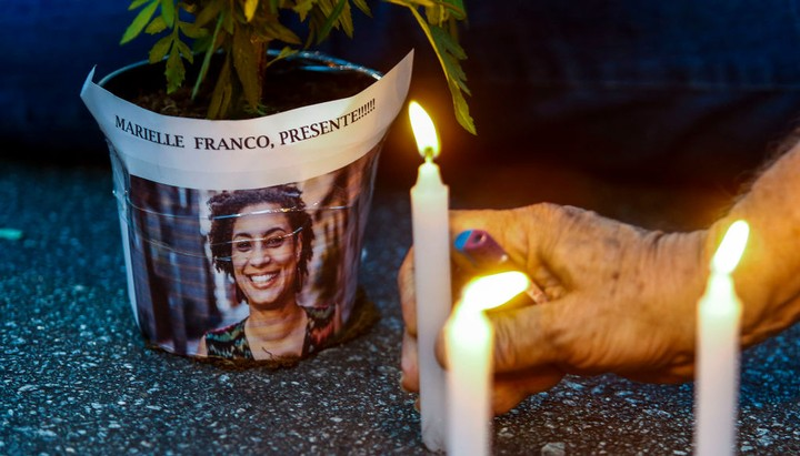 Suspects in Marielle Franco's Murder Have Ties to Bolsonaro Family
