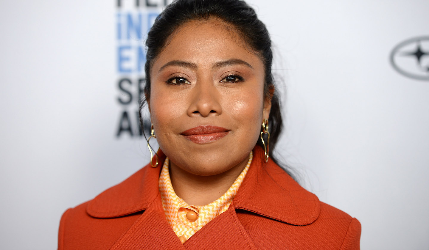 Yalitza Aparicio Becomes First Indigenous Woman Nominated For A