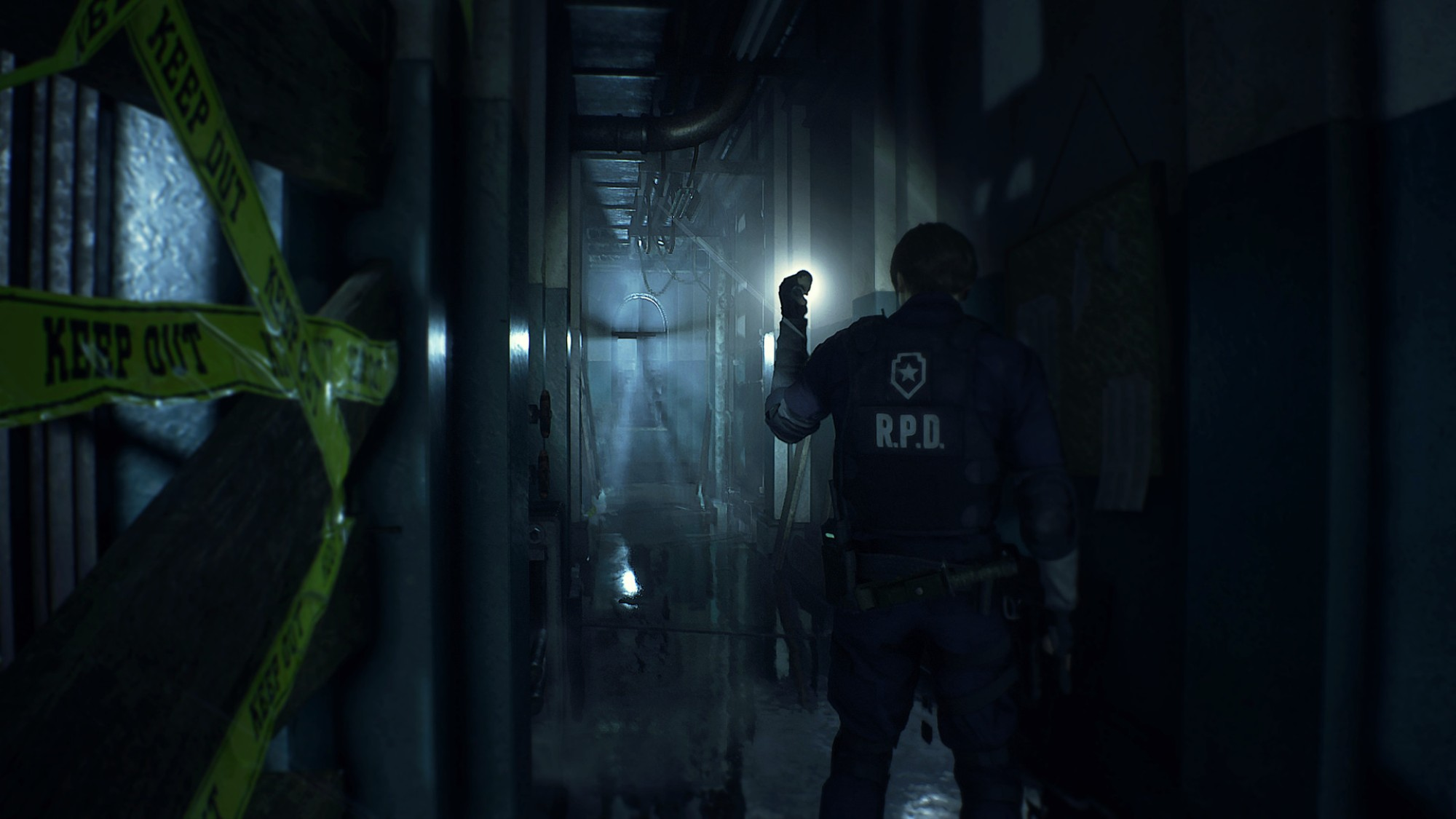 Quick Thoughts on Capcom's Inspired, Scary as Hell 'Resident Evil 2